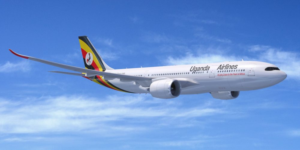 Uganda Airlines A330neo