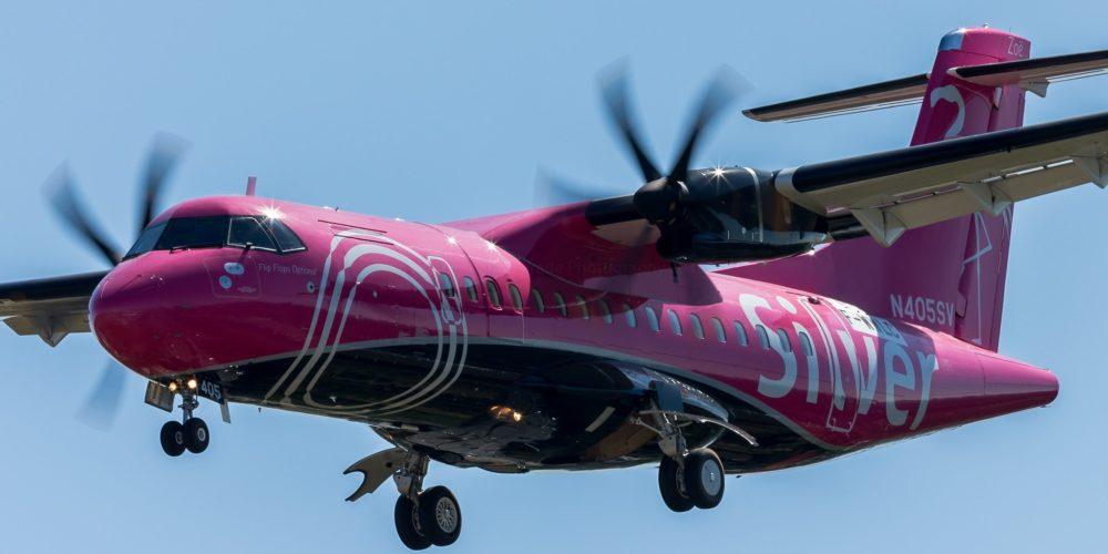 ATR42-600 Silver Airways