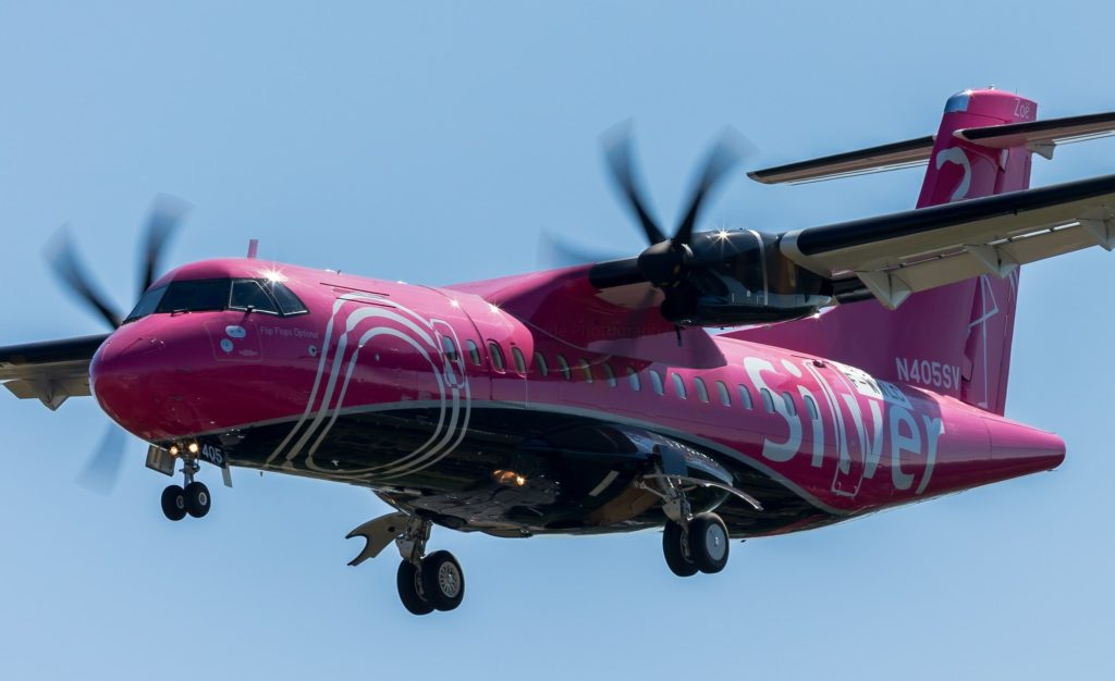 ATR42-600 Silver Airways