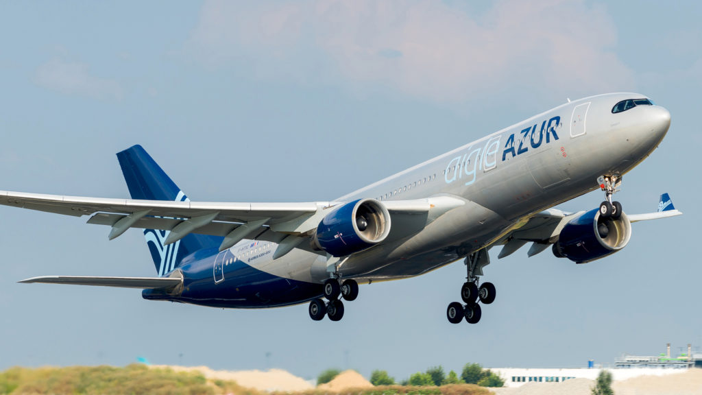 A330-223 Aigle Azur F-HTIC