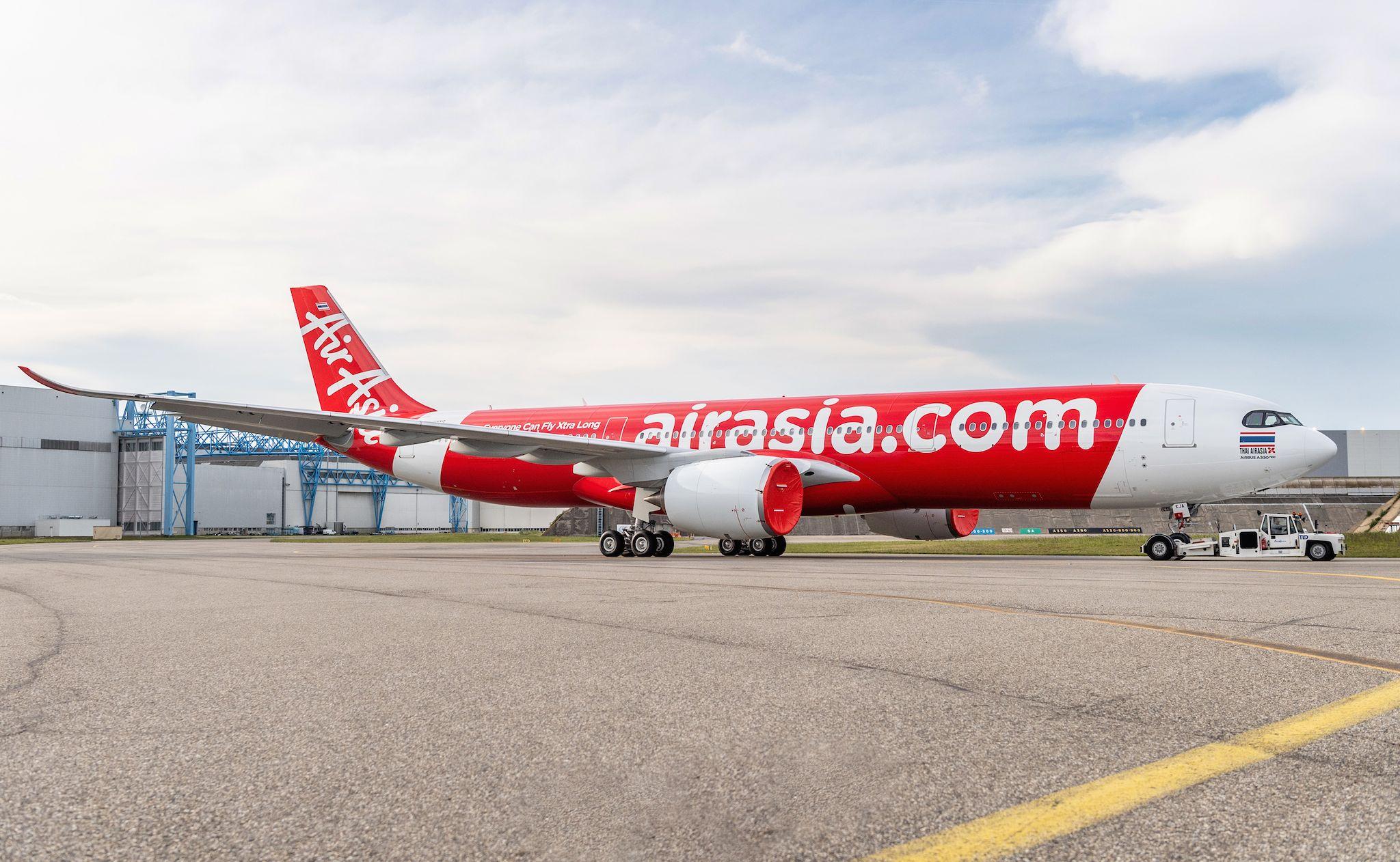 A330-90A330-900 AirAsia X [MSN1901] / F-WWYG0 AirAsia X [MSN1901] / F-WWYG