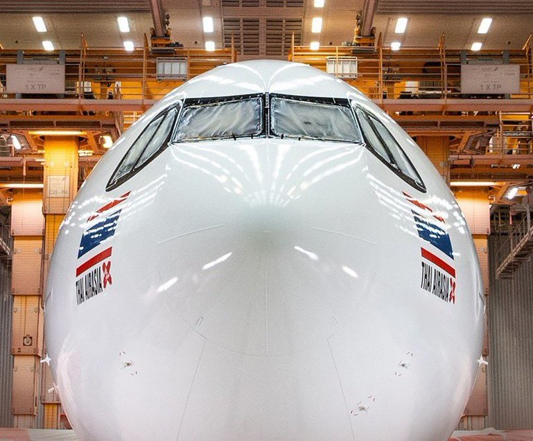 A330-900 AirAsia X [MSN1901] / F-WWYG