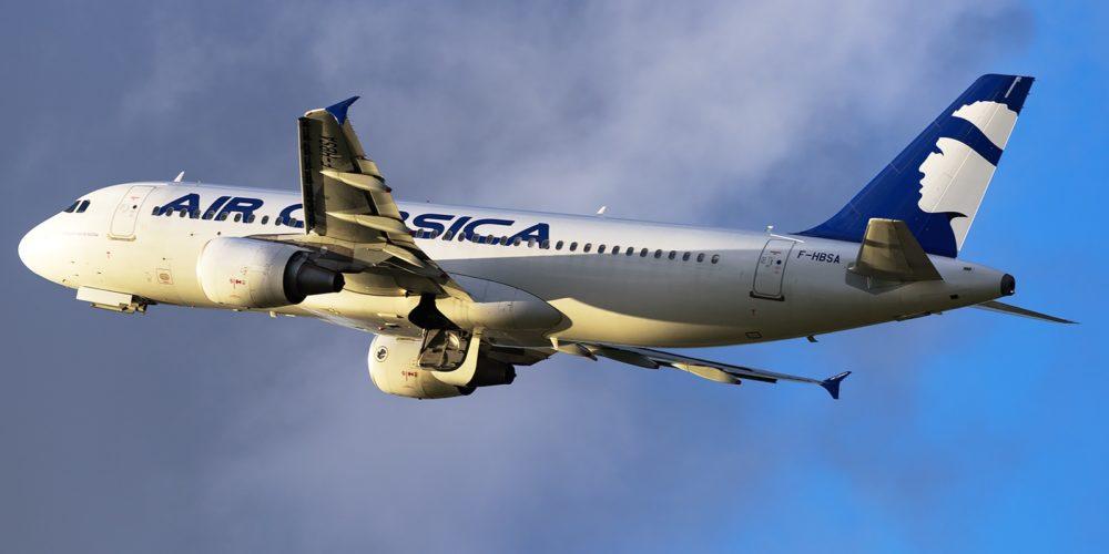 A320 Air Corsica F-HBSA