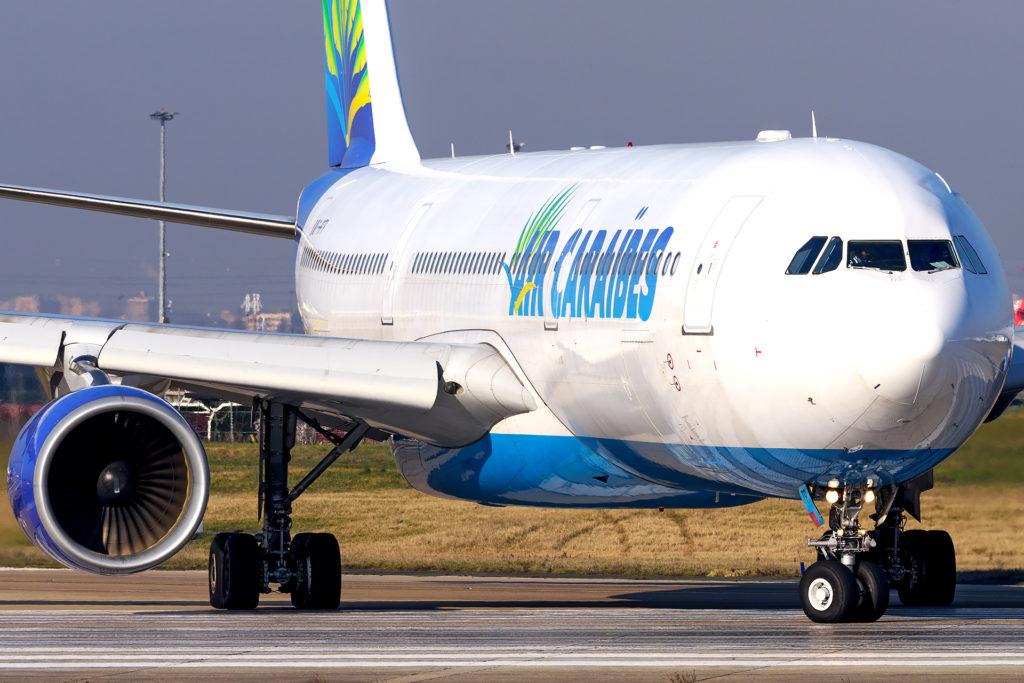 A330-300 Air Caraïbes F-HPTP