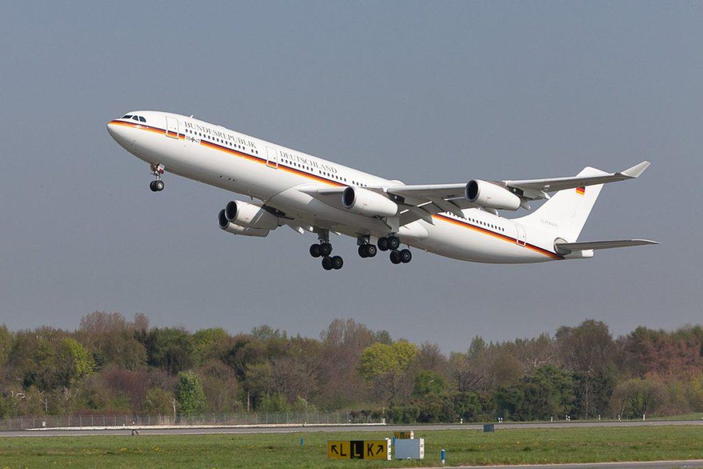 A340-300 « Konrad-Adenauer » MSN 274