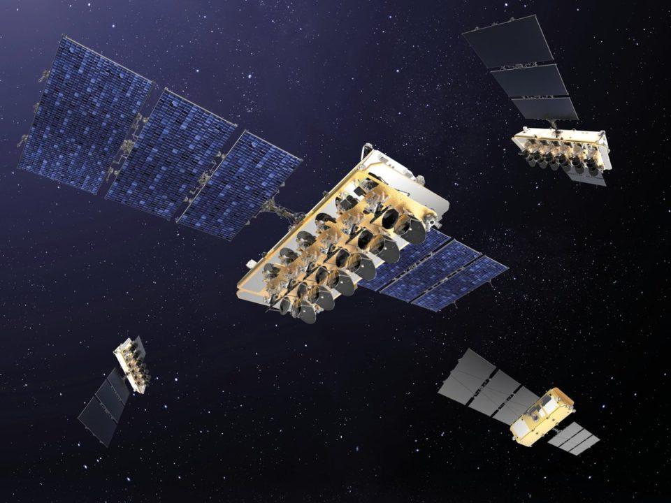 Satellites O3b
