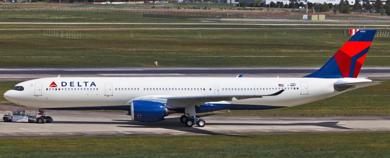 Airbus A330-941Neo Delta [MSN 1920 / N402DX / F-WWKT]