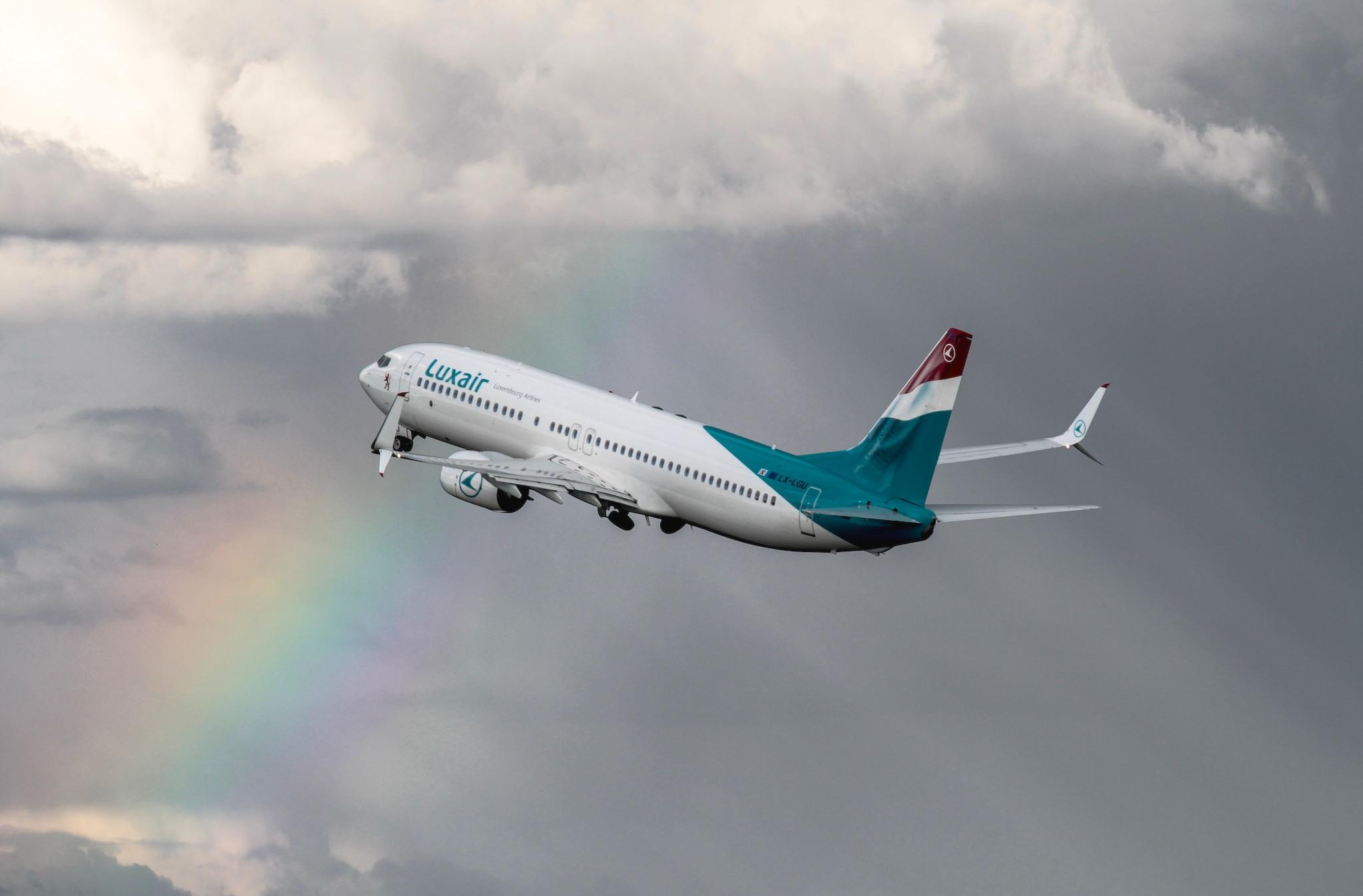 Boeing 737 Luxair
