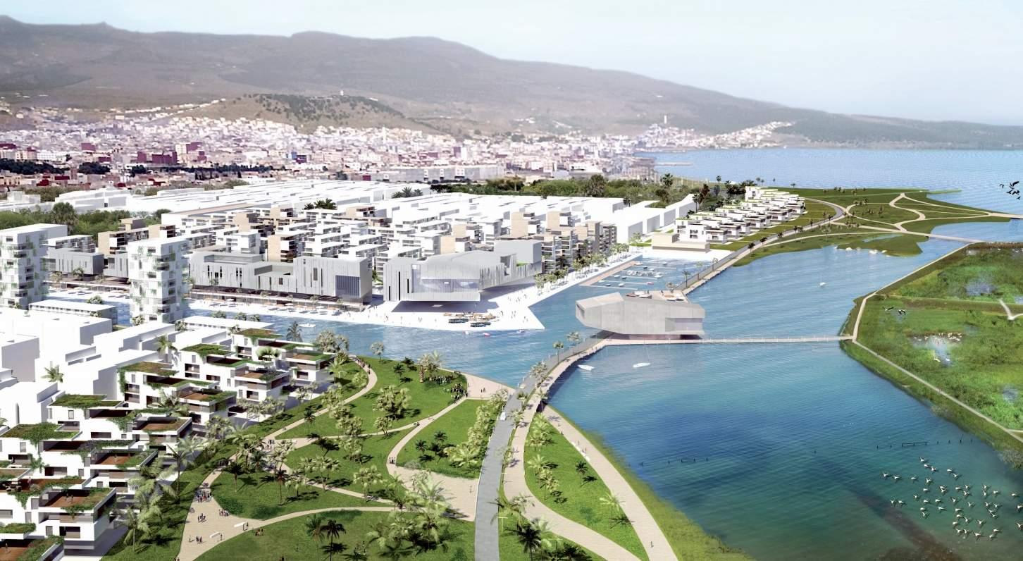 Projet de la lagune de Marchicava