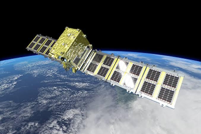Satellite radar à synthèse d'ouverture StriX-α de Synspective