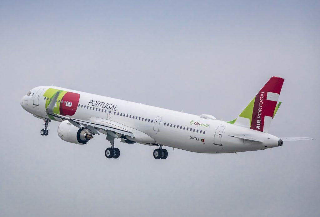 A321LR (neo) Tap Portugal CS-TXA