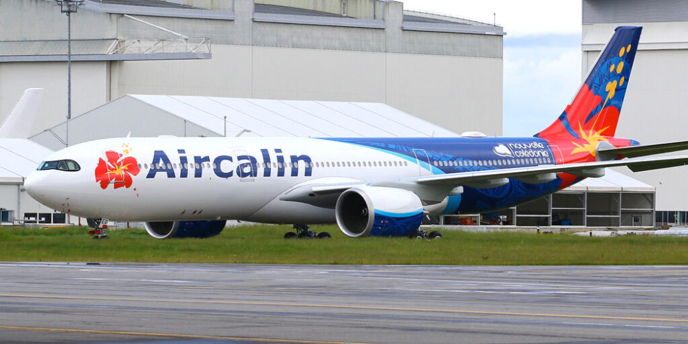 A330-900 (neo) AirCalin [MSN1937 / F-ONEO]