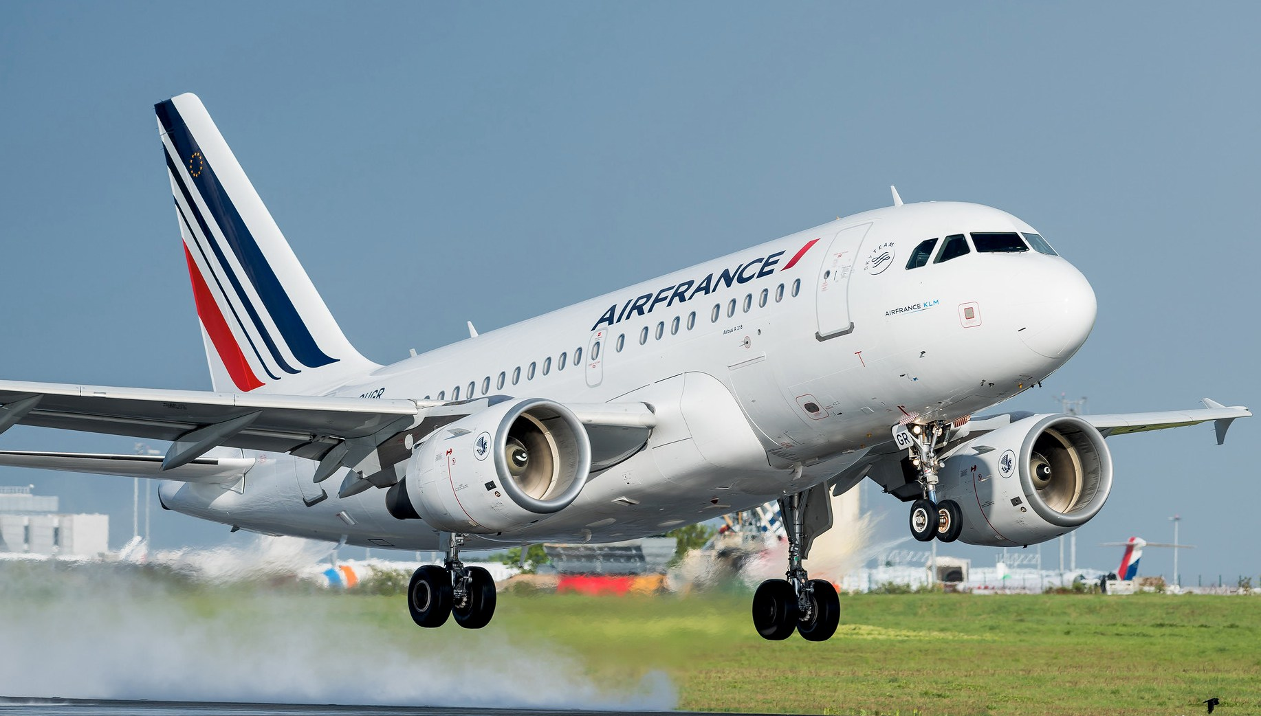 Airbus A318-111 Air France F-GUGR