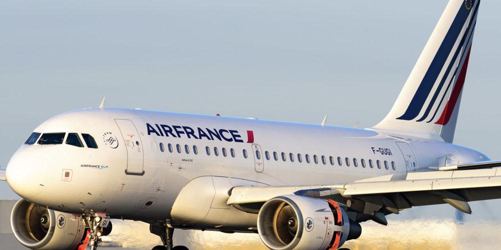 A318 Air France / F-GUGI