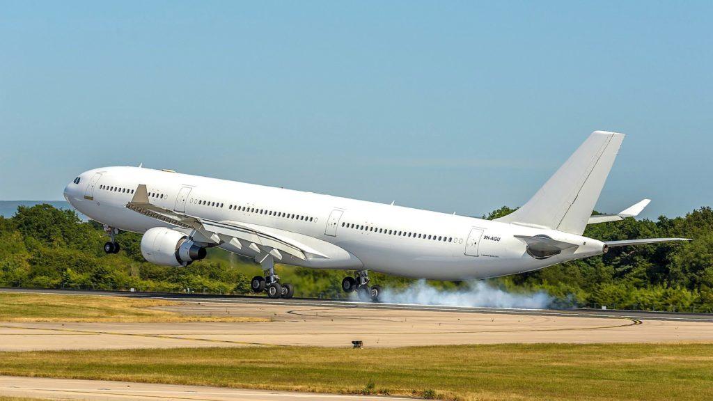 A330-300 Hi-Fly (Malta) 9H-AGU