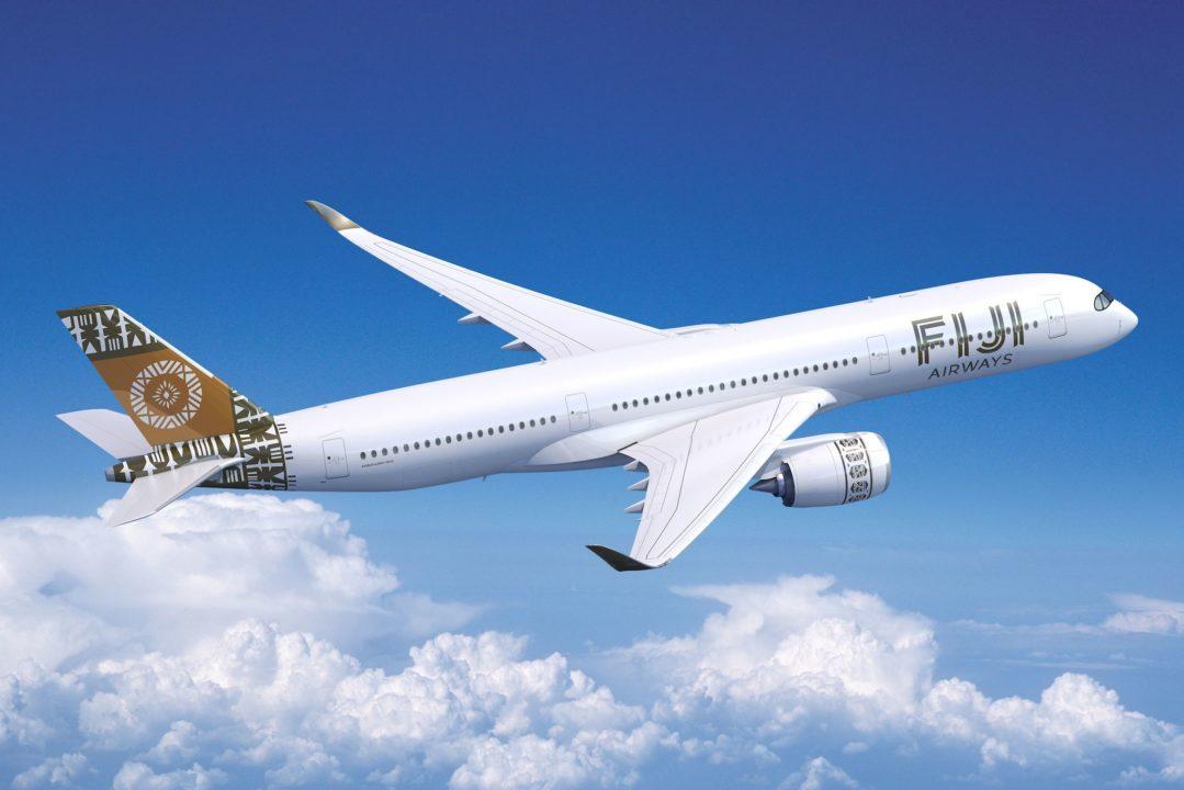 A350-900 Fidji Airways