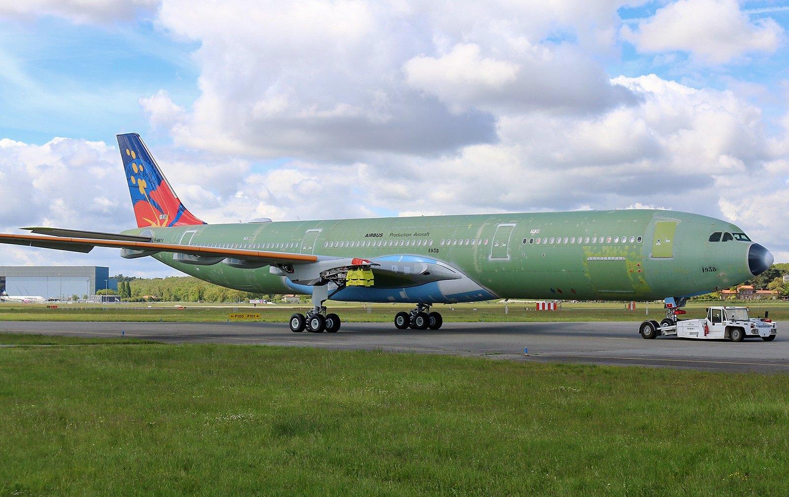A330-900 (neo) AirCalin [MSN1938 / F-ONET]