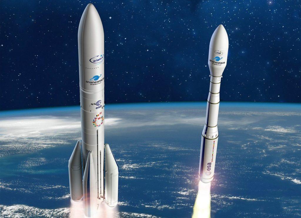 Ariane 6 et Vega