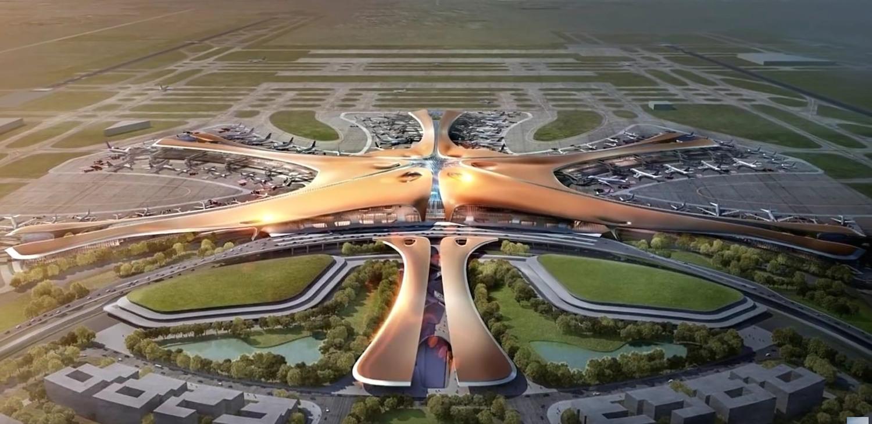 Teminal de Beijing Daxing Airport