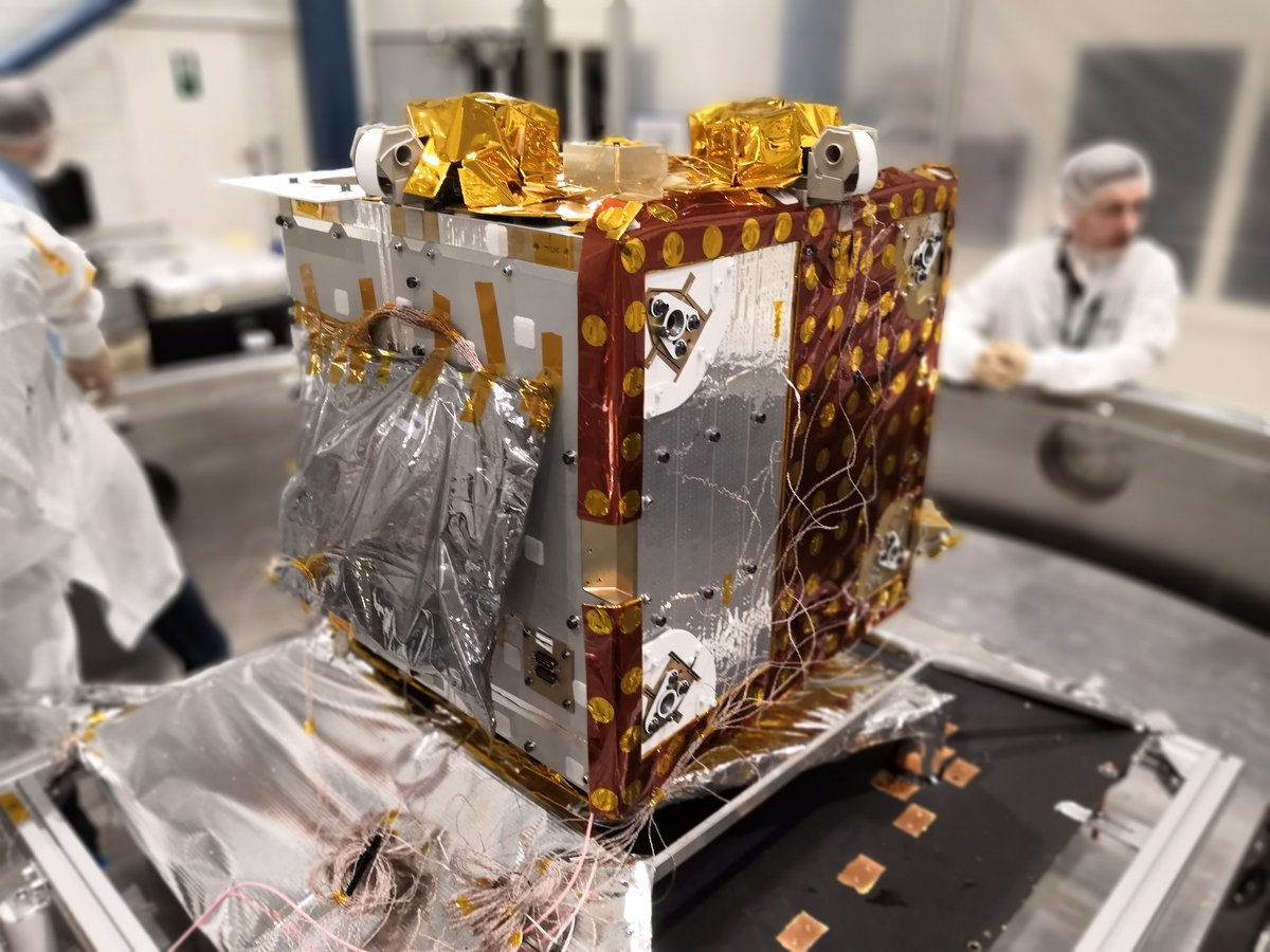 microsatellite ESAIL