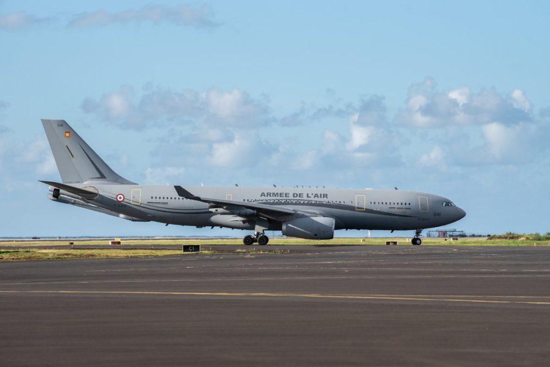 A330MRTT Armée de l'Air / F-UJCG