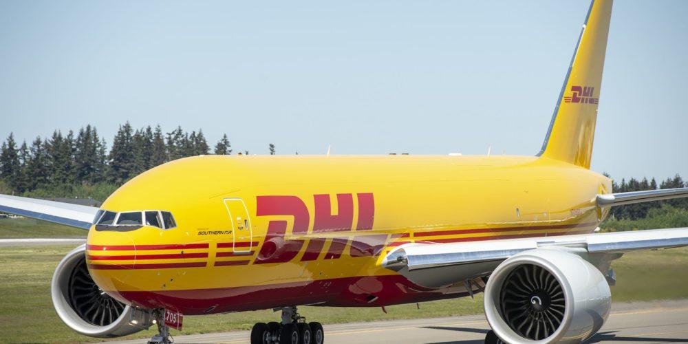 Boeing 777-F N-705GT