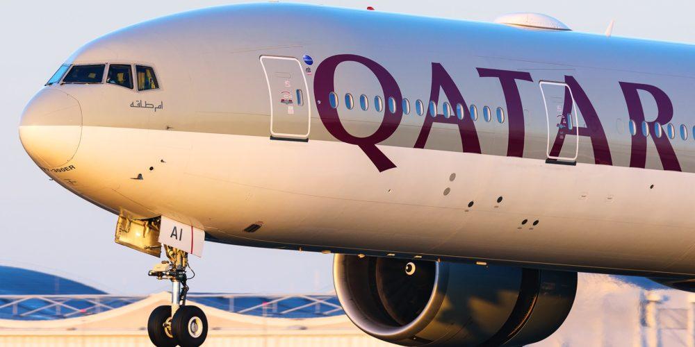 Boeing 777-300ER Qatar