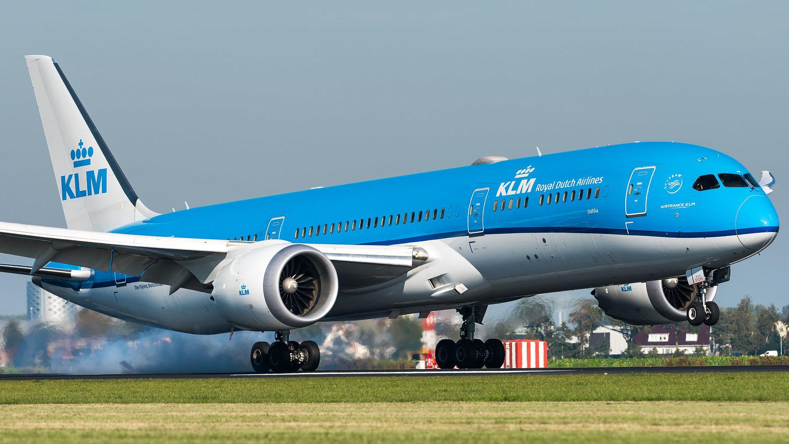 Boeing 787-9 Dreamliner KLM PH-BHE