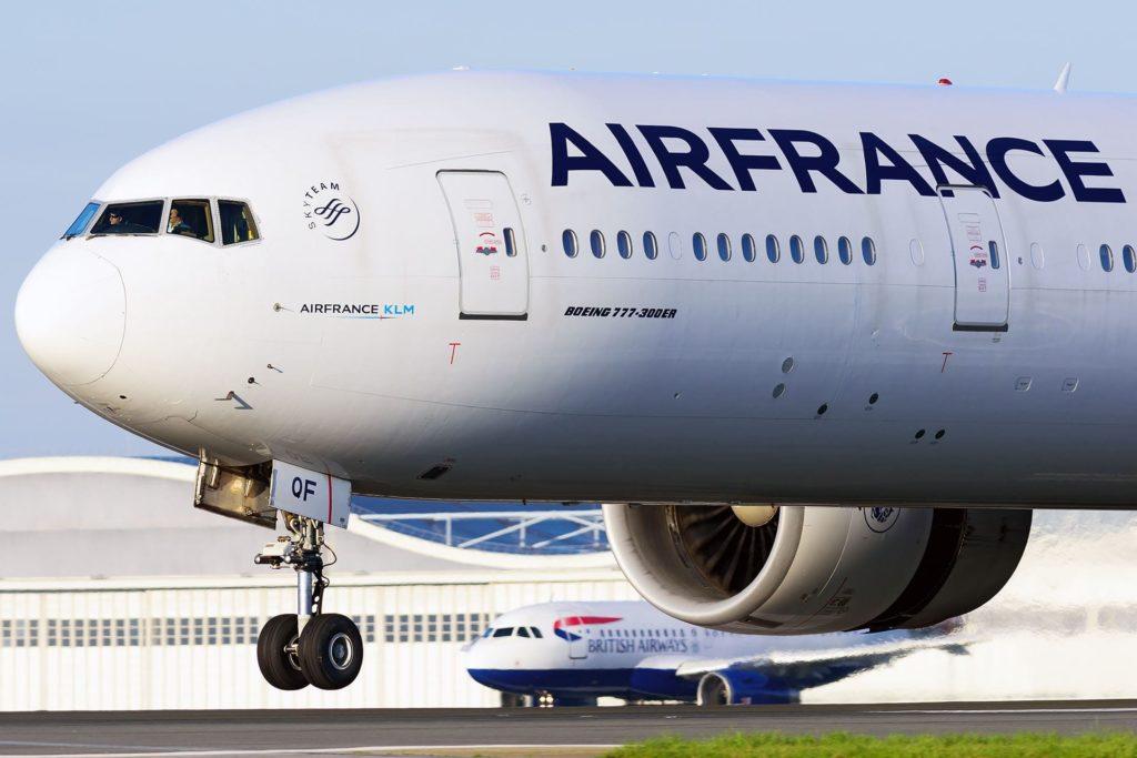 F-GSQS B777-300ER AIR FRANCE