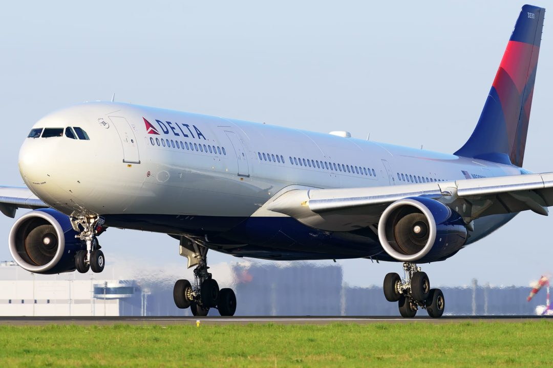 N830NW A330-300 DELTA AIRLINES