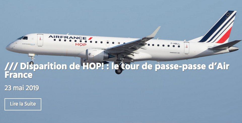 F-HBLL HOP! Embraer ERJ-190STD