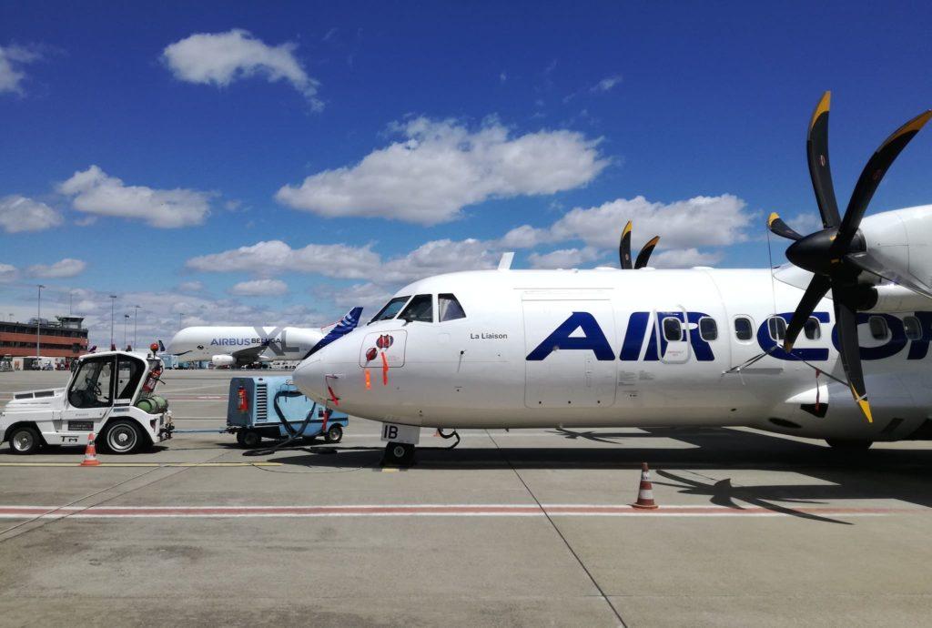 Air Corsica ATR 42-500 F-HAIB