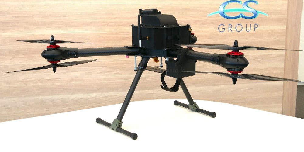 Solution de lutte anti-drone BOREADES de CS Group