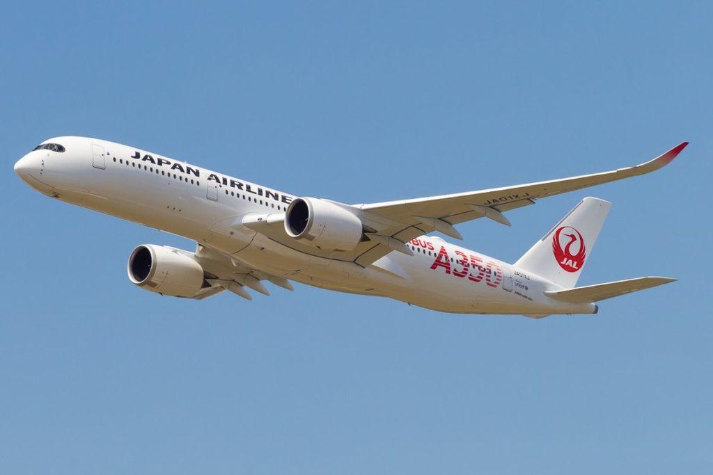 JAL A350-900 JA01XJ [MSN 0321]