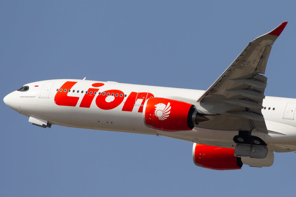 Airbus A330-941 Lion Air [MSN1926 / F-WWYA / PK-LEI]