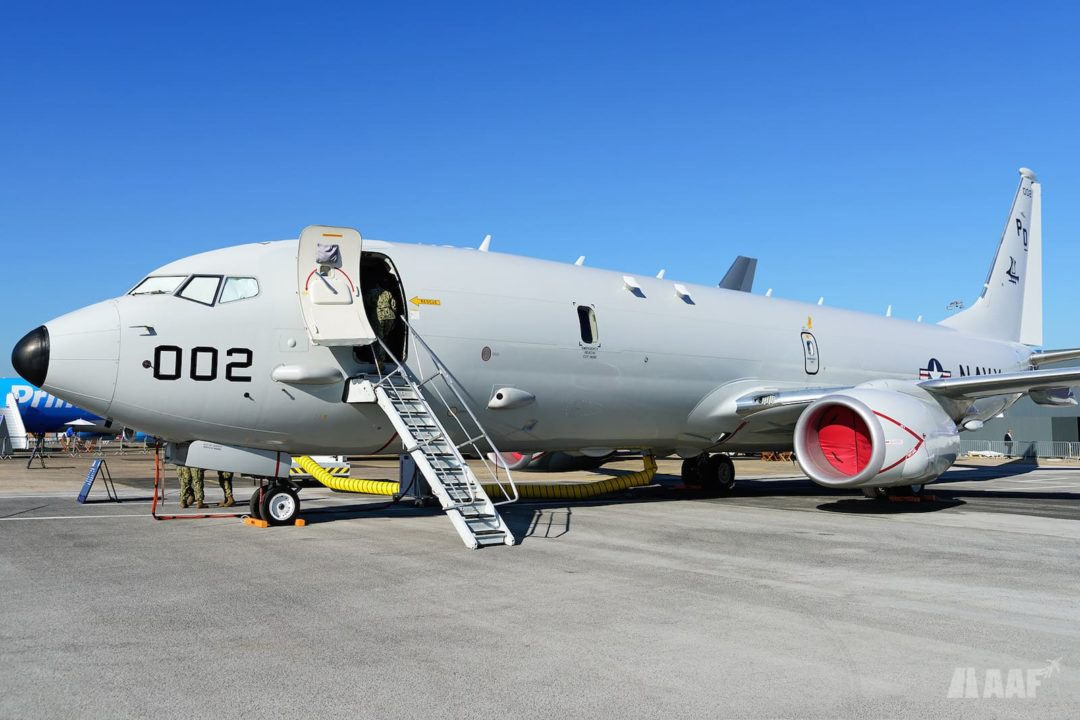 Boeing P-8A Poséidon US NAVY