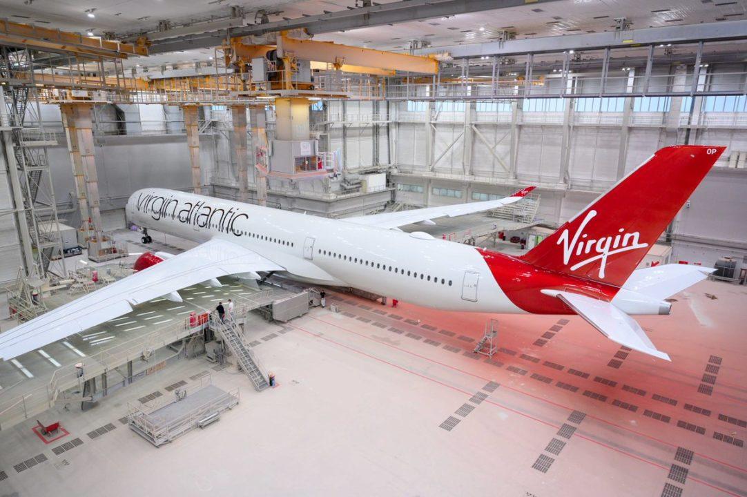 F-WZNU Airbus A350-1000 Virgin Atlantic [MSN 298 / G-VPOP]