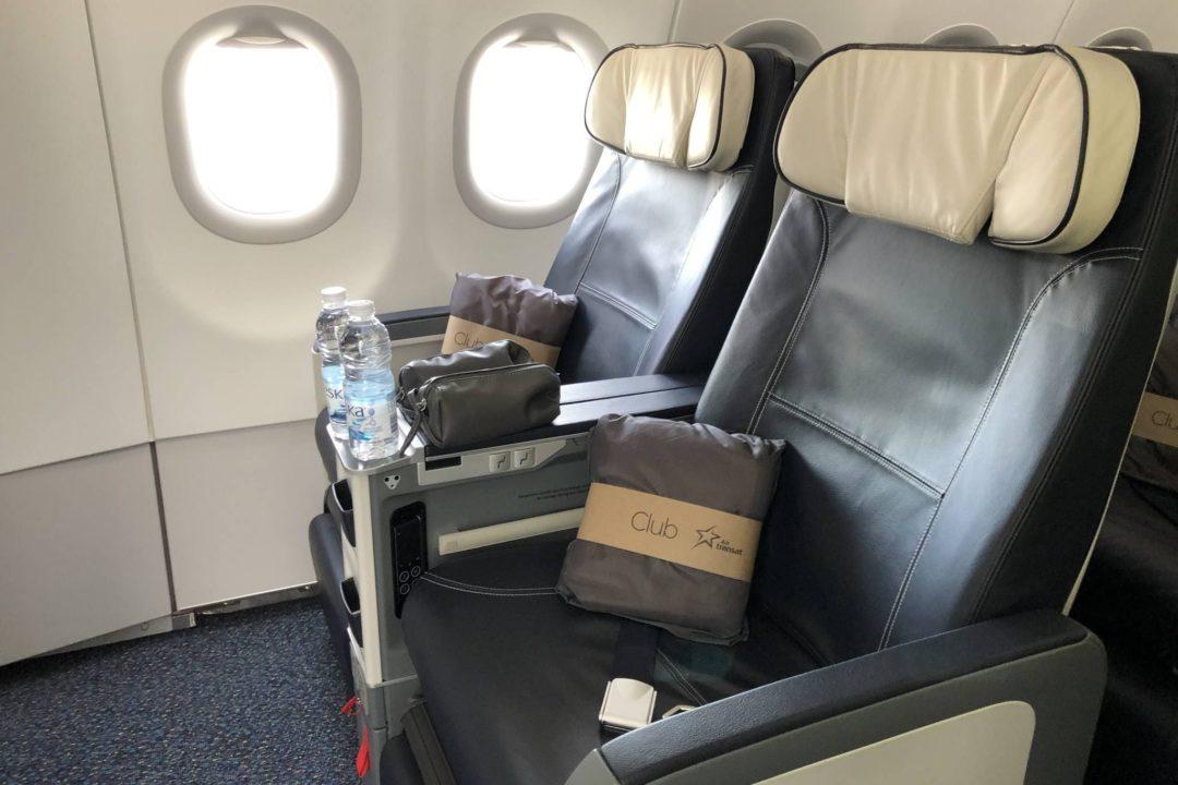 Air Transat A321neo LR [C-GOIE / MSN 8755]