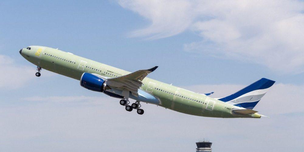 A330-900 neo HiFly [MSN 1929 / CS-TKY]