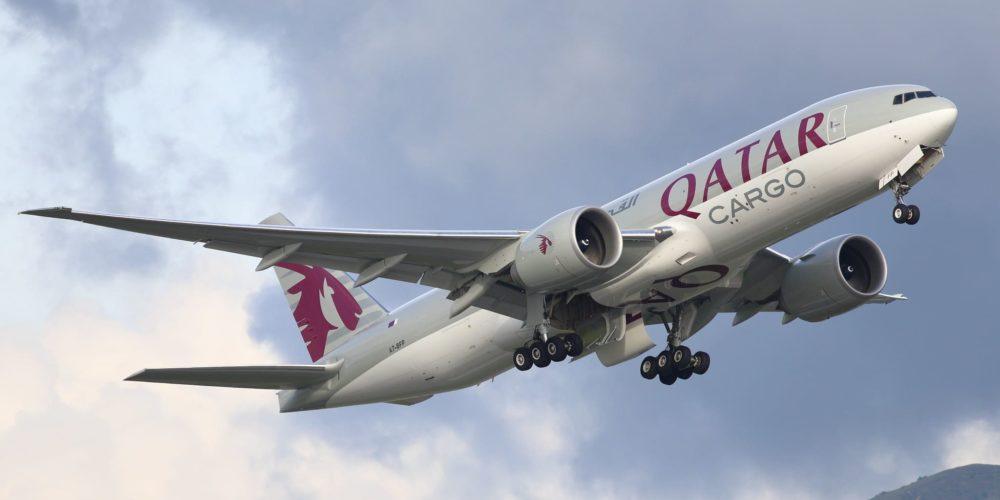 Qatar Airways Boeing 777-F