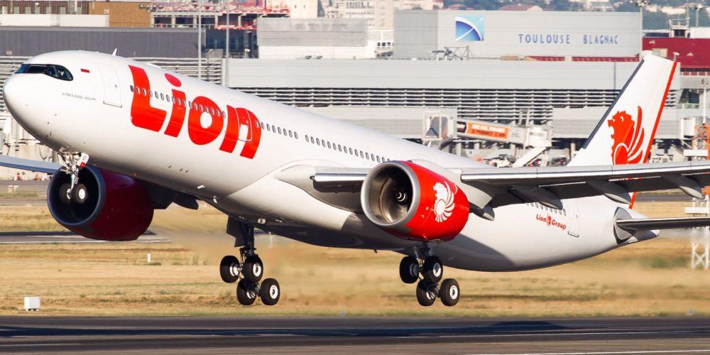 Airbus A330-941 Lion Air [MSN1926 / PK-LEI]