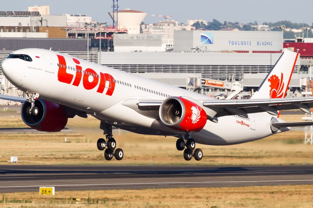 Airbus A330-941 Lion Air [MSN1926 / PK-LEI]