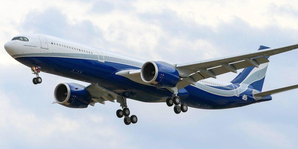 Airbus A330-900 Neo Hi Fly [CS-TKY / MSN 1929]