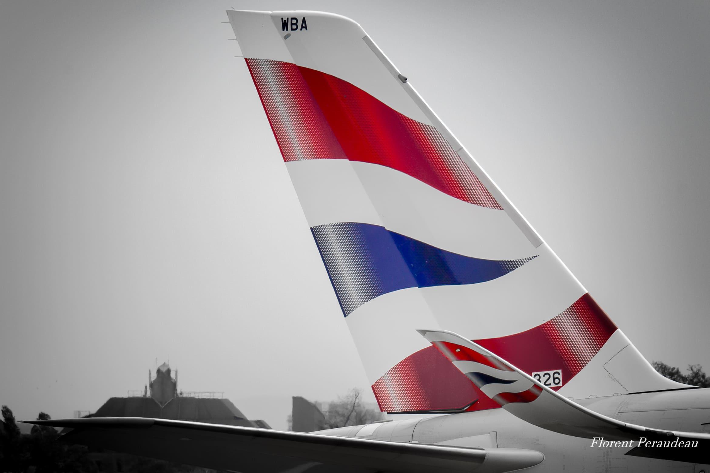 A350- 1000 British Airways s/n 326 G-XWBA