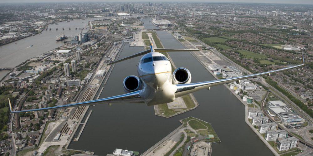 Avion Global de Bombardier
