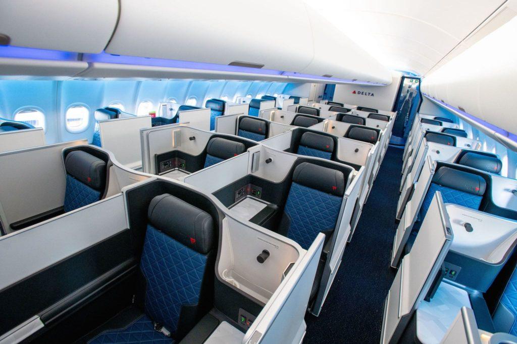 Cabine Delta A330-900Neo