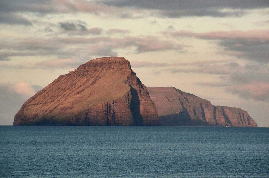 Paysage des îles Féroé