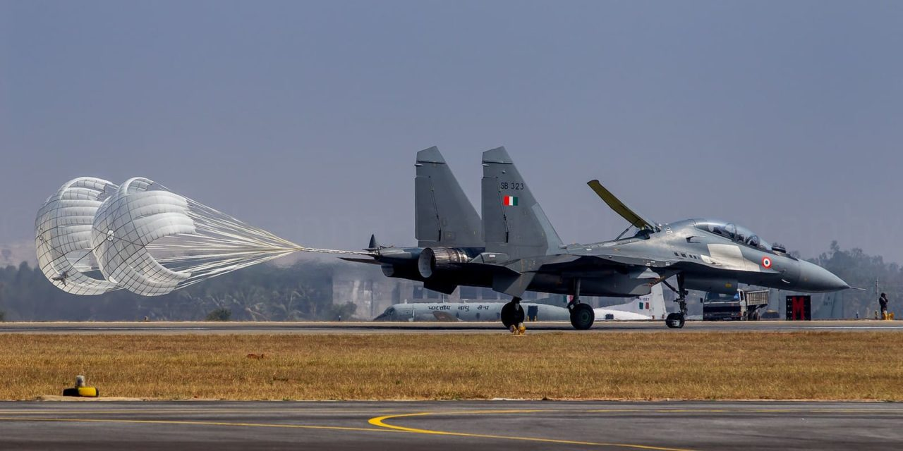 IAF Sukhoi Su-30MKI