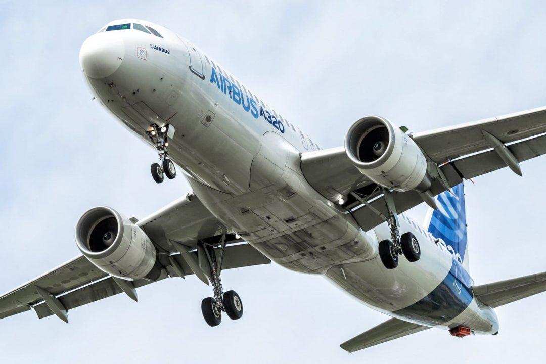 1er A320-111 MSN001 / F-WWBA