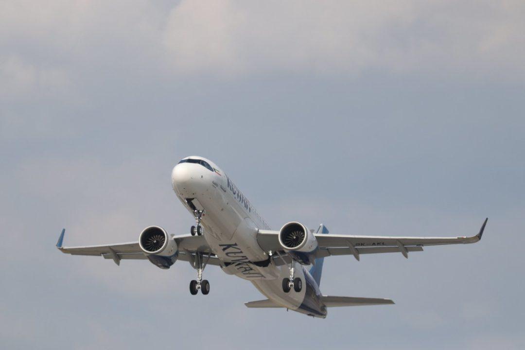 1er A320 Kuwait Airways [MSN 8933 / D-AUBA / 9K-AKL]
